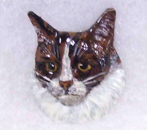 Photo Gallery Of Long And Shorthaired Cat Head Designs From Creative  Castings